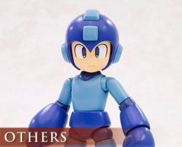 OT2409 1/10 Mega Man Repackage Version