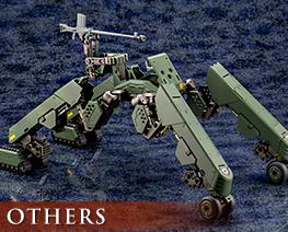 OT2671 1/24 Hexa Gear Hightrager
