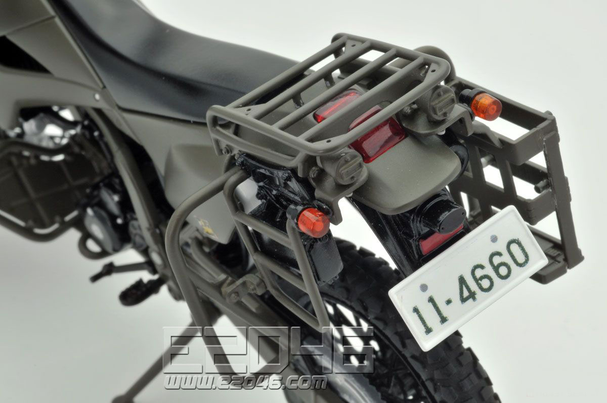 GSDF Reconnaissance Motorcycle DX Version