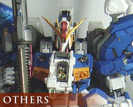 OT3135  EX-S Gundam