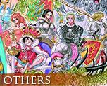 OT1566  Comic Calendar 2014 One Piece