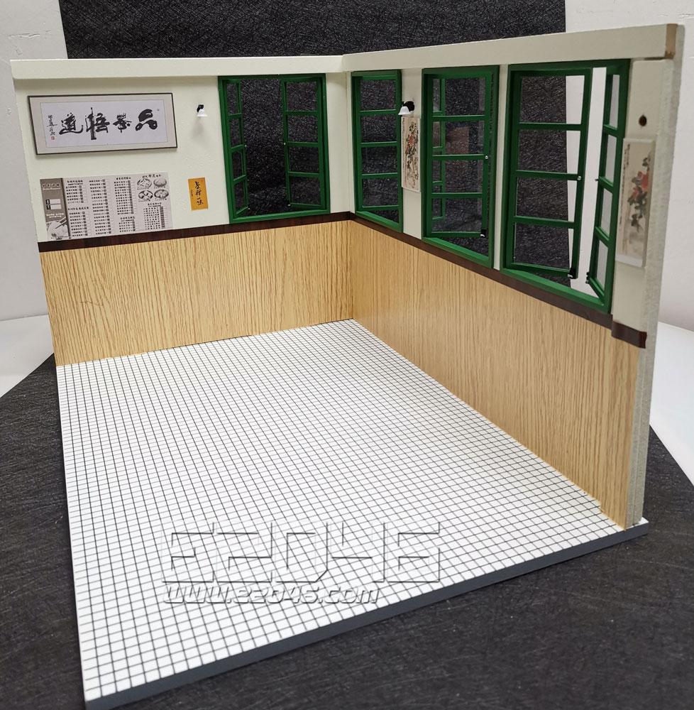透視畫集茶樓昔日的香港版