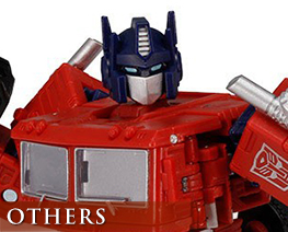 OT2817  WFC-11 Optimus Prime