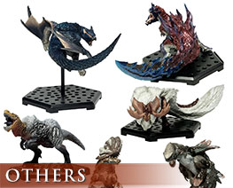 OT2418  Monster Hunter Standard Model Plus Vol. 15