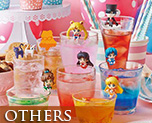 OT1927 SD Sailor Moon Moon Prism Cafe 8 pieces