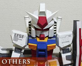 OT3203  SD RX-78-2 Gundam