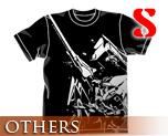 OT0434  Gundam 0083 GP03 Dendrobium T-shirt Black S