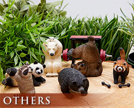 OT2321  Animal Life Shaking Shaking Set