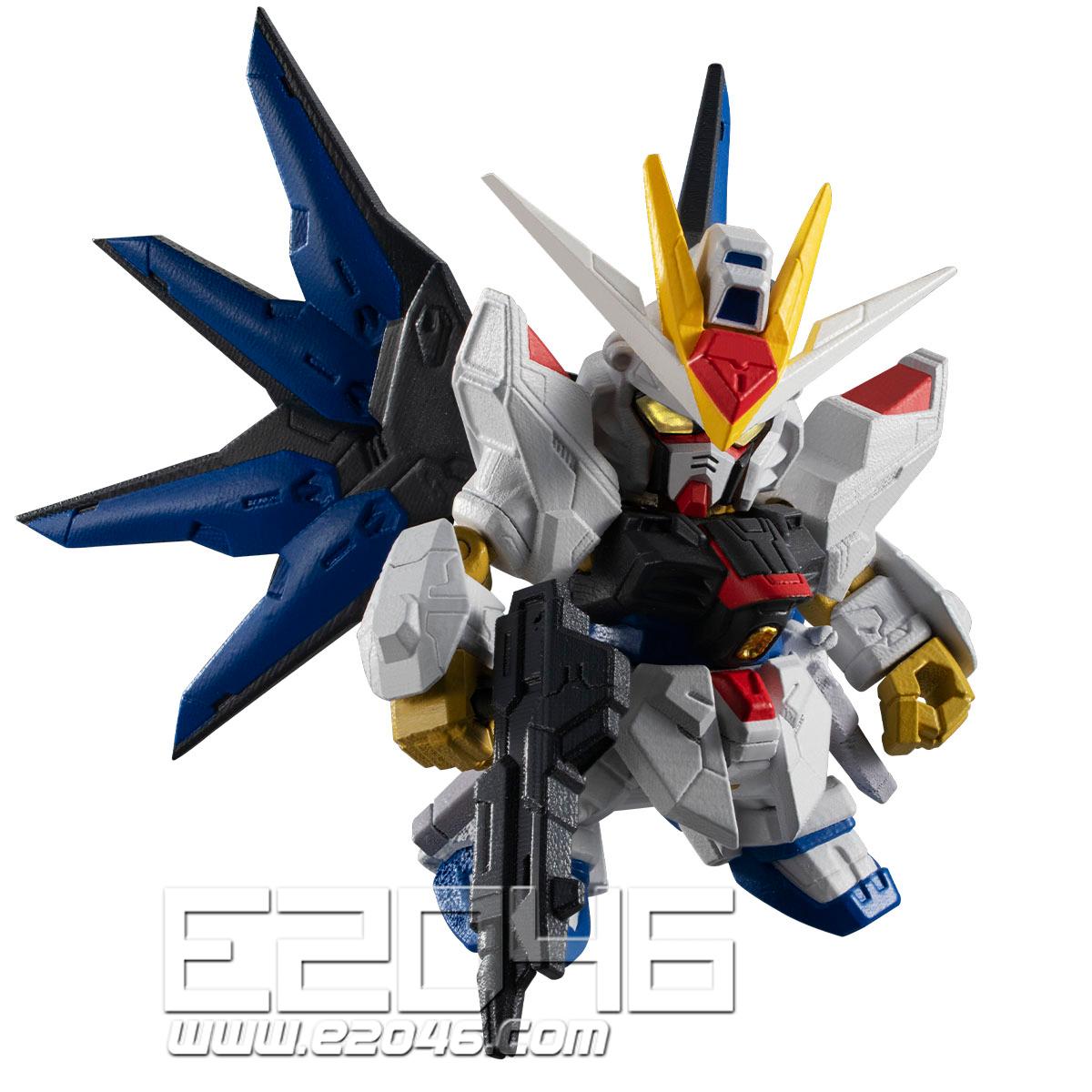 Gundam Gashapon Senshi Forte 11