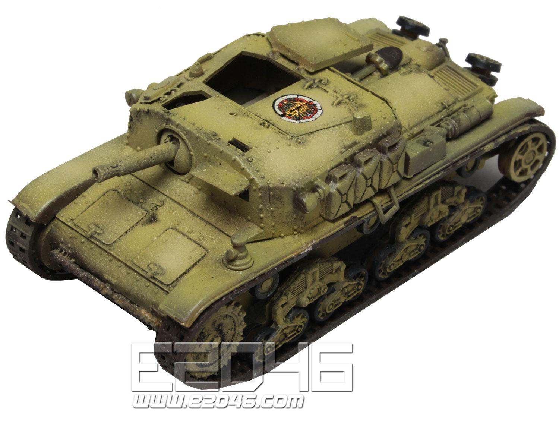Type M41 Semovente