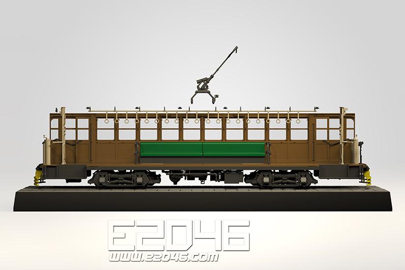 Tokyo Toden Type 6000 Showa