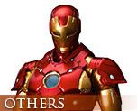 OT2151  IRON MAN 01 Bleeding Edge Armor