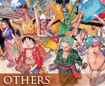 OT1007  Comic Calendar 2012 One Piece