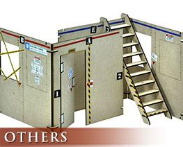 OT2353 1/12 LD023 Chute House A