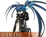 OT0934  RAH550 Black Rock Shooter