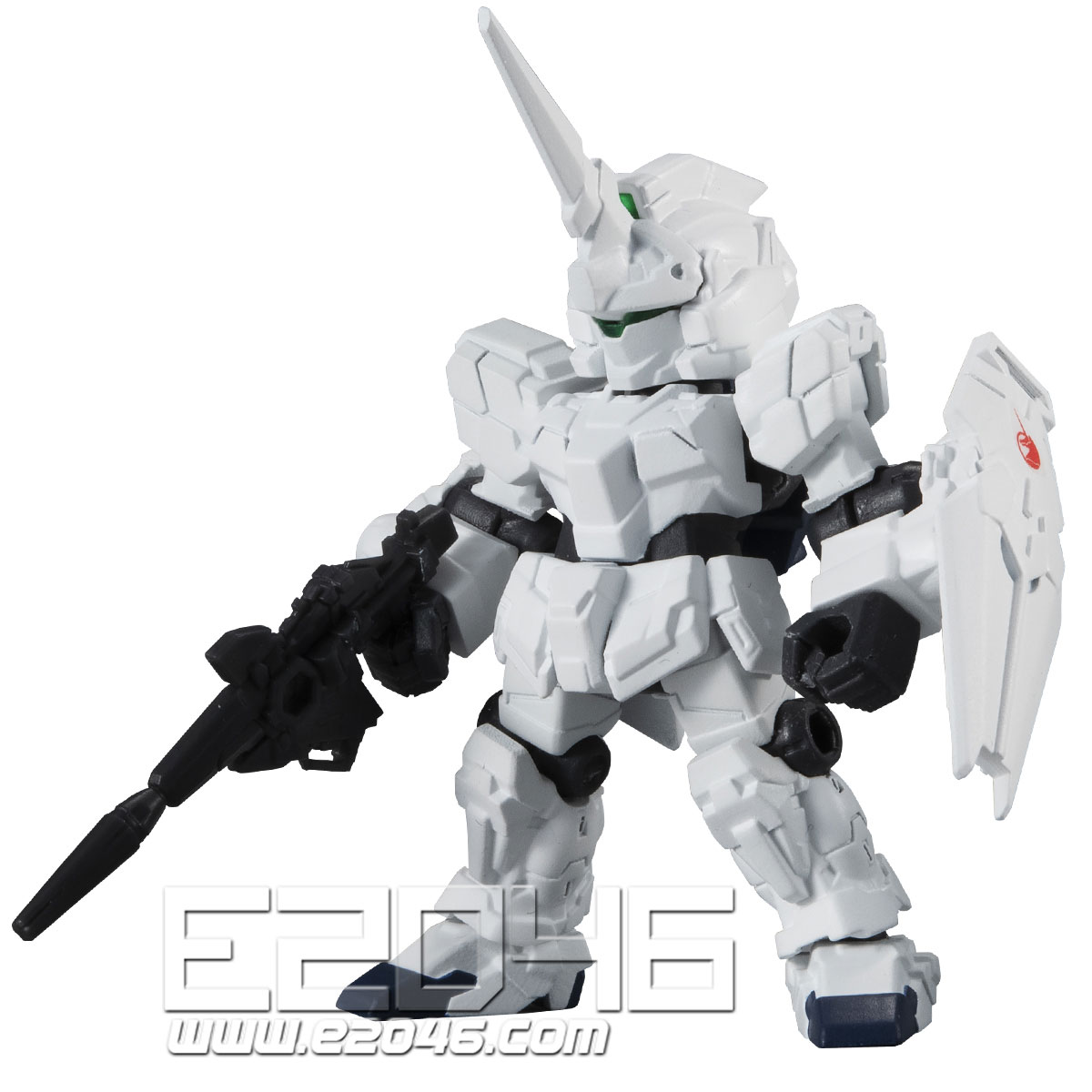 Gundam Mobile Suit Ensemble Set 10
