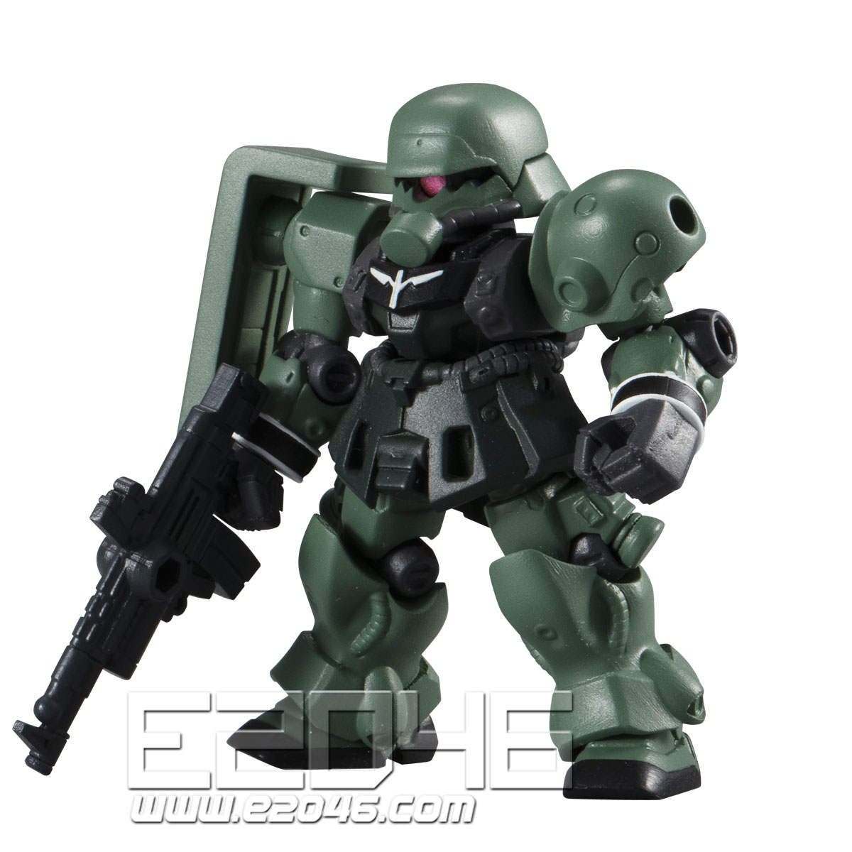 Gundam Mobile Suit Ensemble Set 10