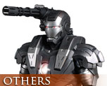 OT0522 1/4 Iron Man 2 Bust War Machine