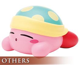 OT3021  Sleep Kirby