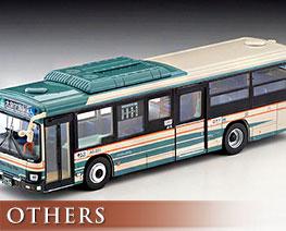 OT2759 1/64 Isuzu Erga Seibu Bus