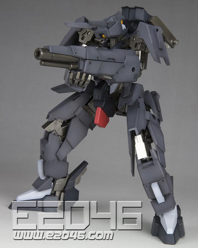 Frame Arms NSG-12 Alpha 鬼精RE2號