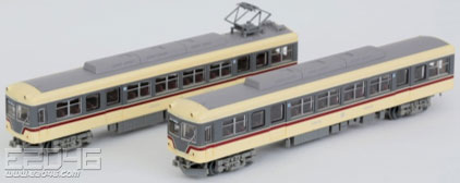 Railway Collection Toyama Regional Railway Thank You MoHa 10020