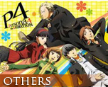 OT1372  TV Animation Persona 4 Setting Documents Collection