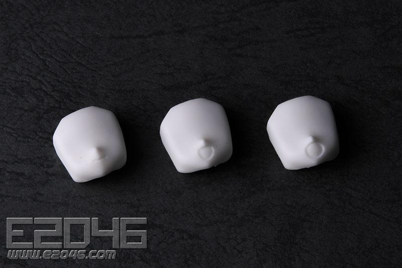 Polynian Faceparts Set 01