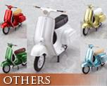 OT0032  Figma Vintage Bikes (Five  Piece Set)