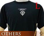 OT1889  Gundam Zeon Dry T-Shirt Black L