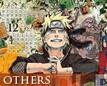 OT1567  Comic Calendar 2014 Naruto