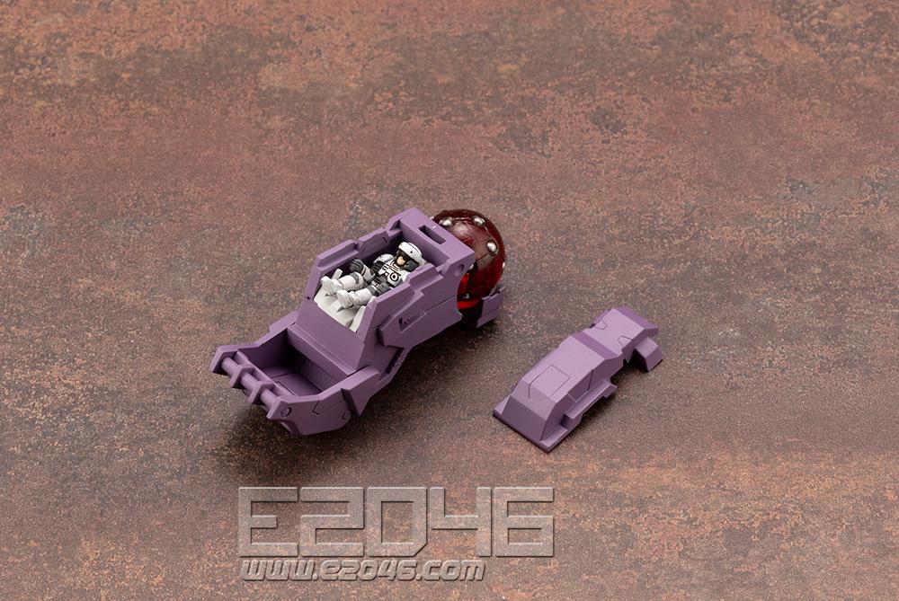 HMM EZ 026 熱那扎爾重新包裝版