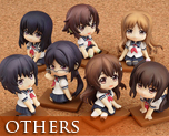 OT1571  Nendoroid Petite Photo Kano 8 pieces