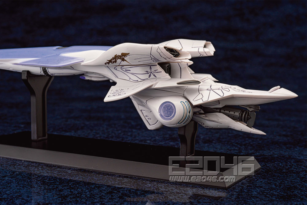 Galactic Empire Battle Ship Brunhild