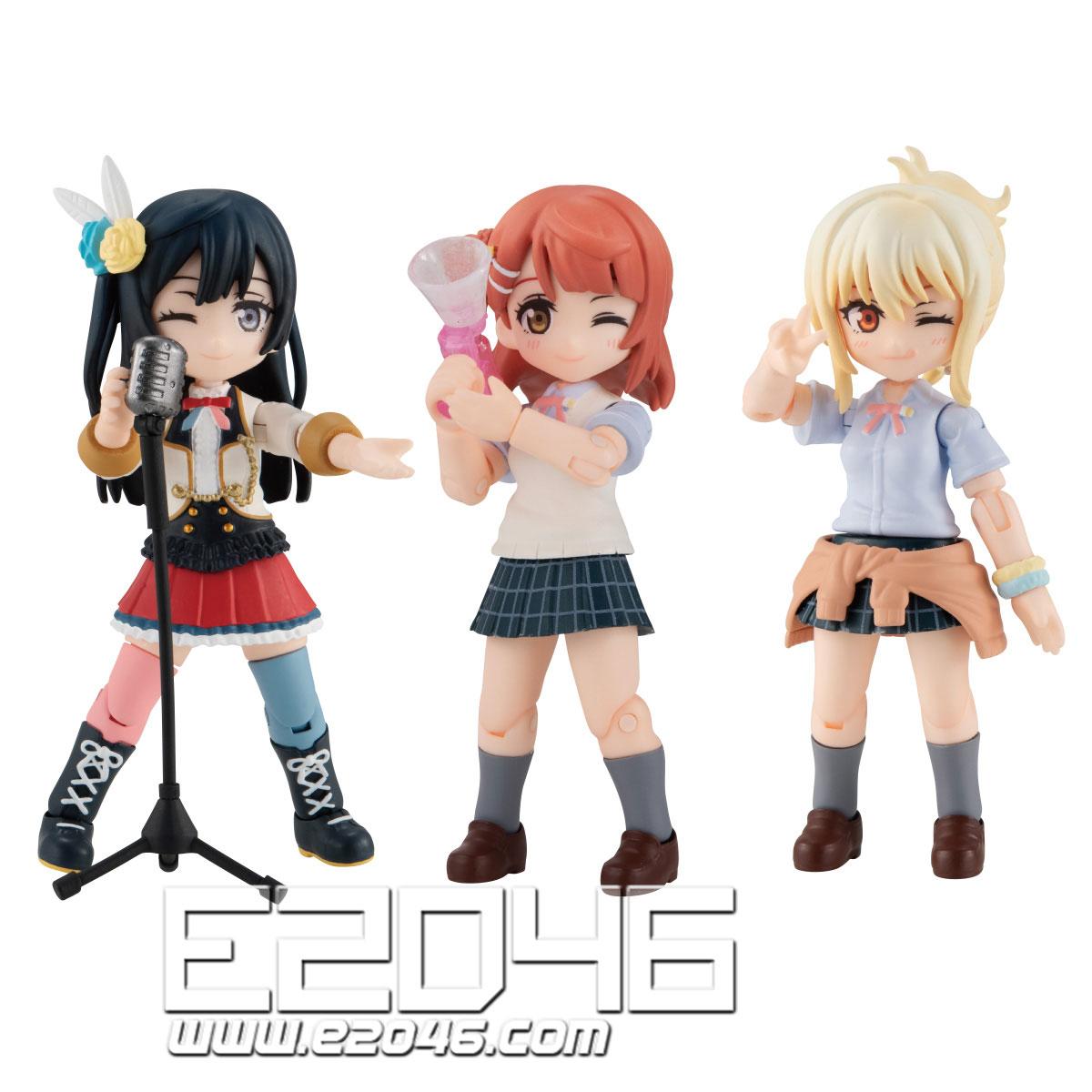 Nijigasaki Academy School Idol Club 01