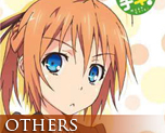 OT0976  Mayo Chiki! Clear Bookmark Set