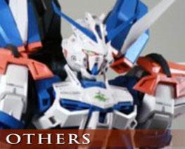OT3136  Blue Heresy Gundam