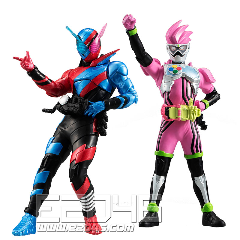 HG Kamen Rider New Version Vol. 02