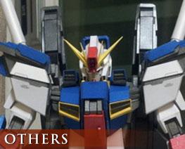 OT3124  Reload ZZ Gundam No Heavy Equipment