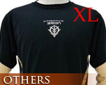 OT1890  Gundam Zeon Dry T-Shirt Black XL