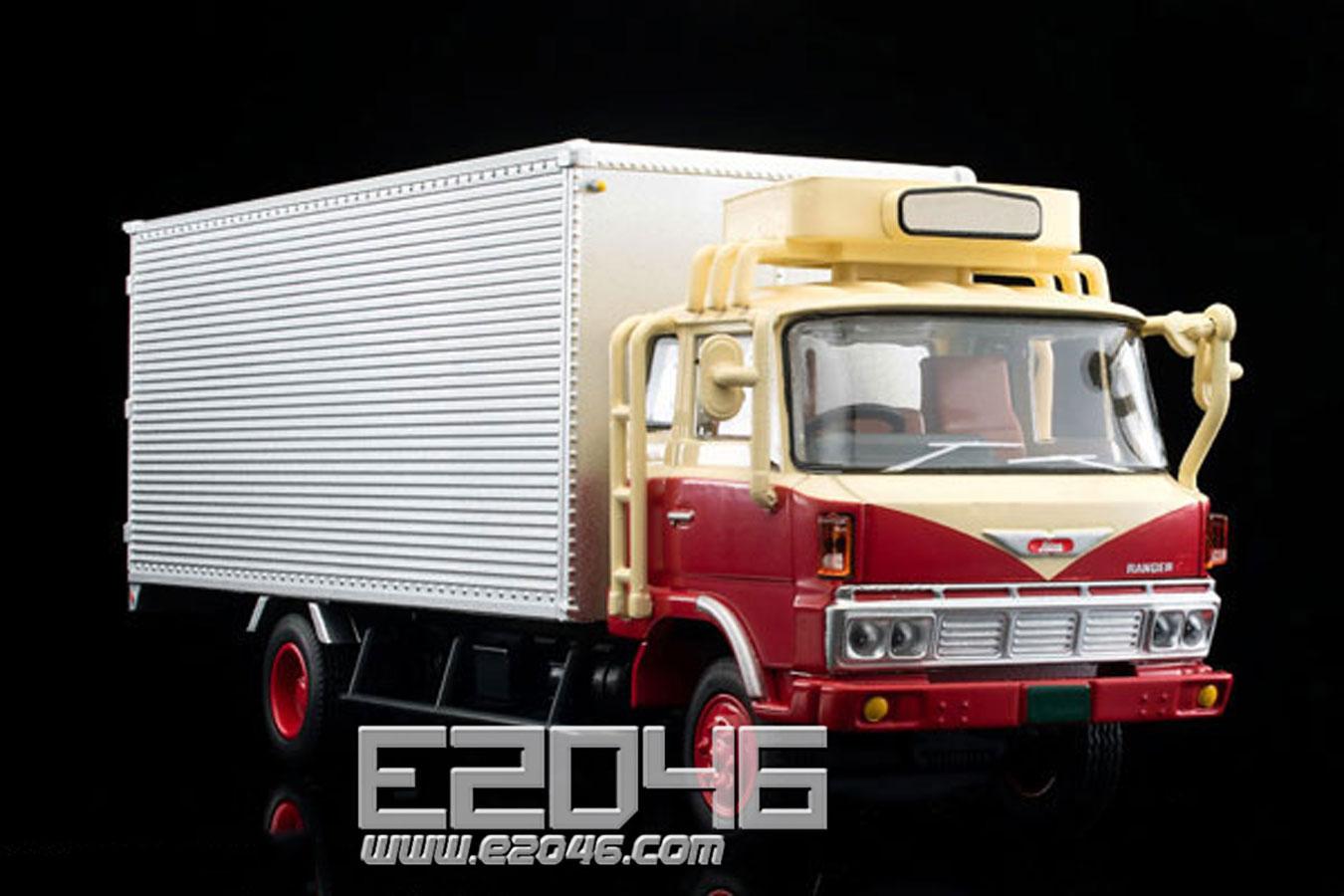 Hino Ranger KL545 Panel Van