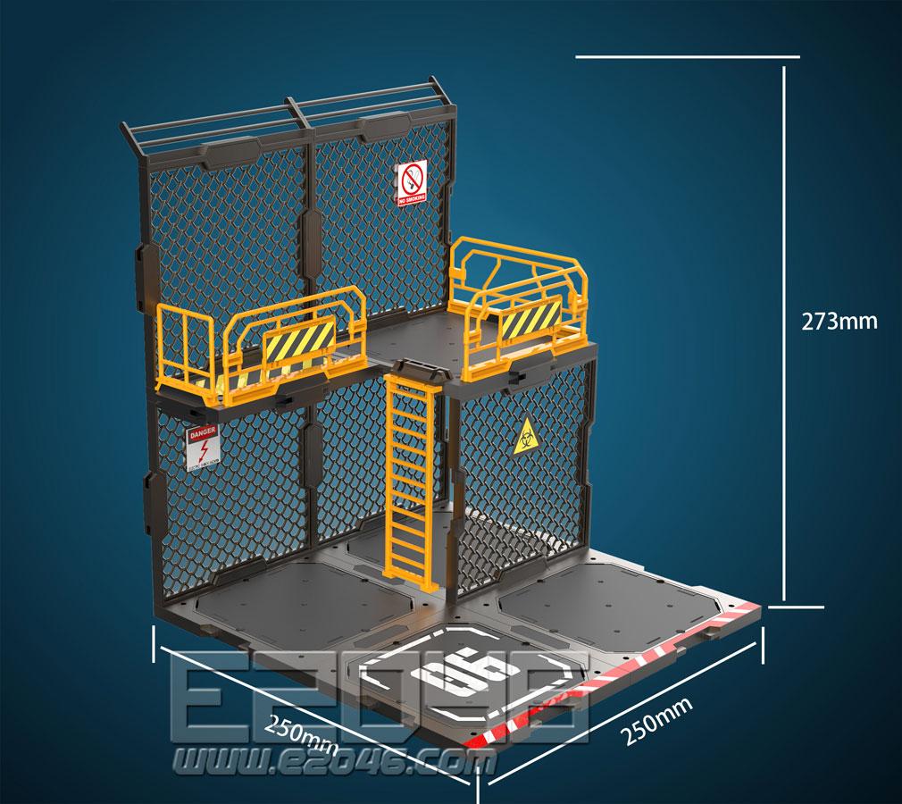 Iron Net Base-B