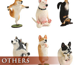OT2339  Dog Yoga Master Set