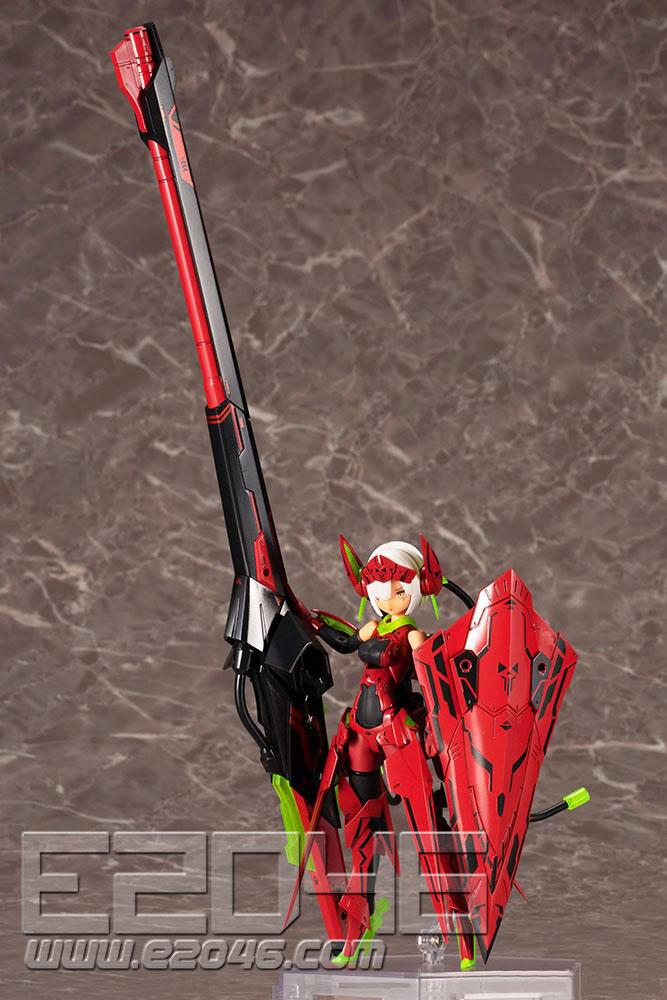 Megami Device Bullet Knights Launcher Hell Blaze
