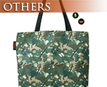 OT2117  The Legend of Zelda Tote Bag Link Camouflage