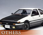 OT0856 1/18 Toyota Sprinter Trueno AE86 Special Tuned Ver.