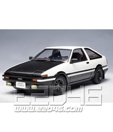 Toyota Sprinter Trueno AE86 Special Tuned Ver.