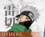 OT1008  Comic Calendar 2012 Naruto