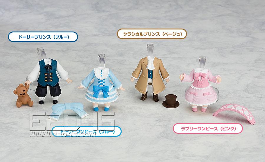 Nendoroid More Kisekae Lolita