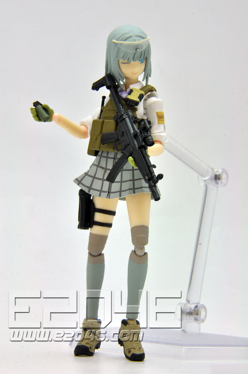 MP 5 F Custom Shirane Rin